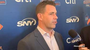 Mets GM Brodie Van Wagenen discussed Michael Wacha,