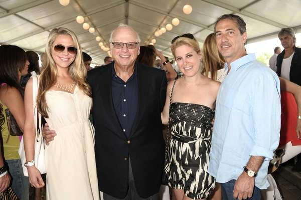 Brooke Millstein, Howard Lorber, Erica Grossman, and Marc