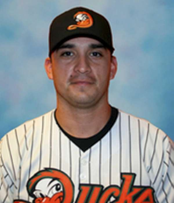 Long Island Ducks's Lee Cruz.