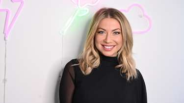 Stassi Schroeder in New York City on Feb.