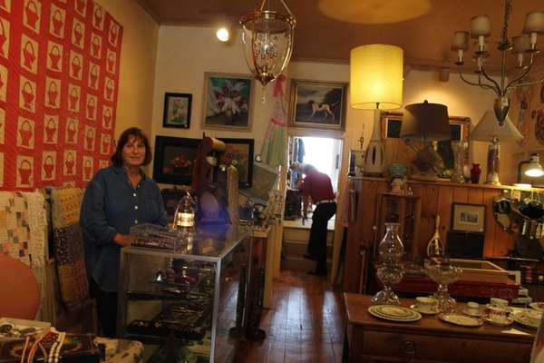 Daryl Malter recently opened her store, Unique Antique