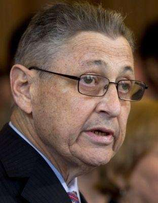 NY Assembly Speaker Sheldon Silver called on caucus