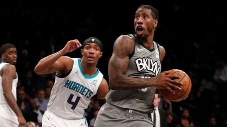 Iman Shumpert thanked the Nets organization in a