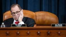 House Judiciary Committee Chairman Jerry Nadler on Thursday.