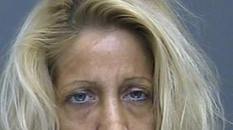 Christine Georghakis, 45, of Commack, has been arrested