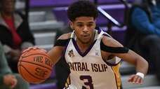 Central Islip's Ty-Shon Pannell (26 points) said,