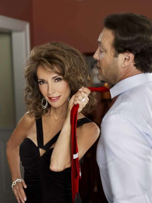 "Susan Lucci in ""Deadly Affairs."""