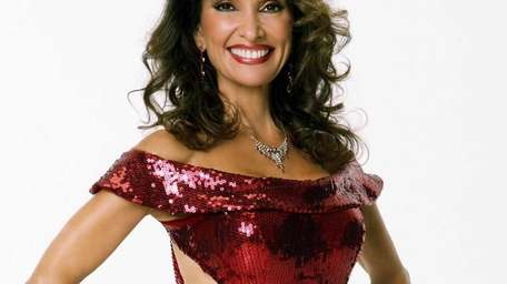 Susan Lucci was among the contestants on ABC's