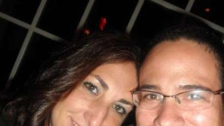 Laura and Nelson Fernandez had a nearly 2-hour
