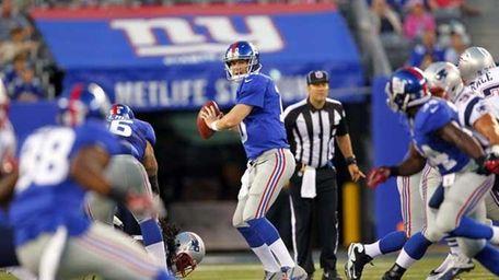 Eli Manning #10 (Getty)