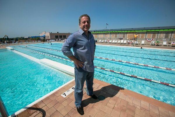 Developer Butch Yamali, president of Plainview-based Dover Hospitality