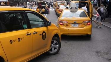 New York City's taxi regulator has advised taxi