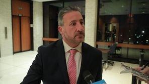 Steven Politi, Thomas Murphy's defense attorney in the