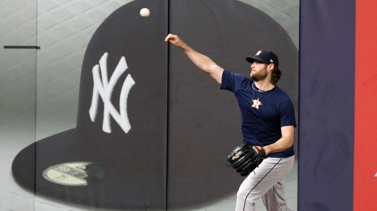 Why Cashman is convinced Cole can handle playing in New York