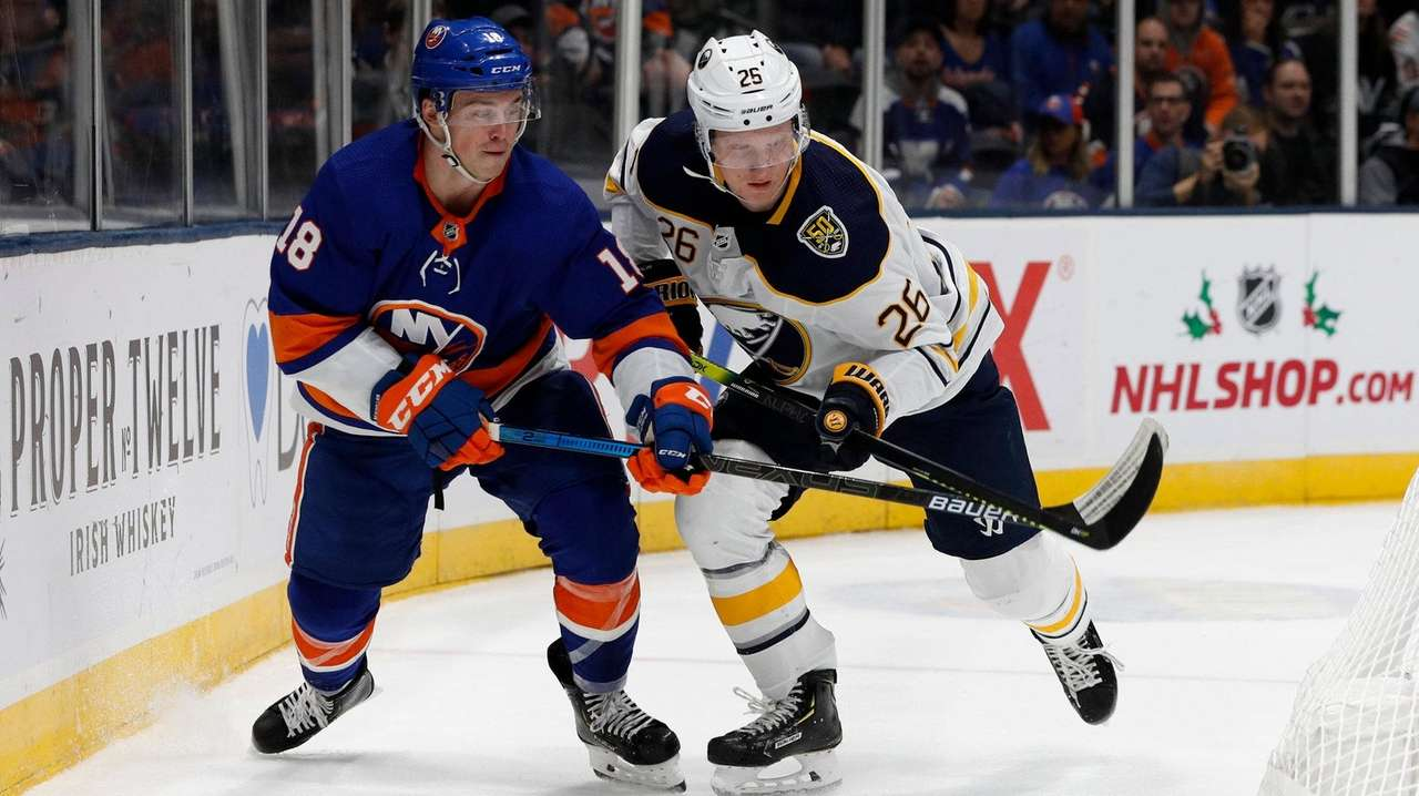 Beauvillier rescues a win for Isles win with overtime goal