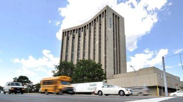 Nassau University Medical Center on July 15, 2011.