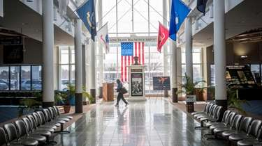 Long Island MacArthur Airport receives millions for improvements.