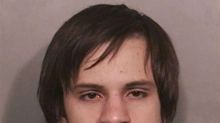 Ryan Bernhardt, 17, of Massapequa, pleaded not guilty