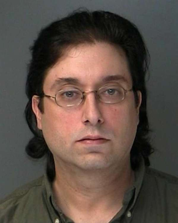 Vincent Sparagano, 42, of Lindenhurst, was charged with