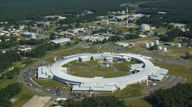 Brookhaven National Laboratory's National Synchrotron Light Source II