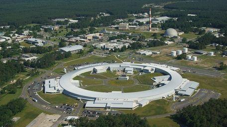 Brookhaven National Laboratory's National Synchrotron Light Source II