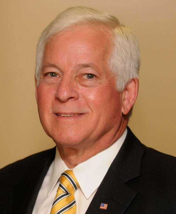 Charles Lavine, Democratic incumbent candidate for New York