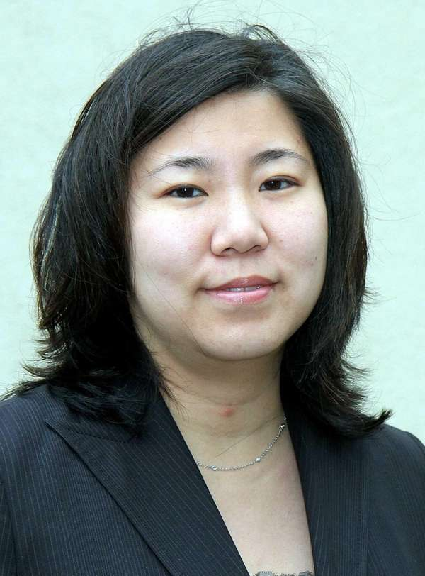 Grace Meng, Democratic candidate for the 6th Congressional
