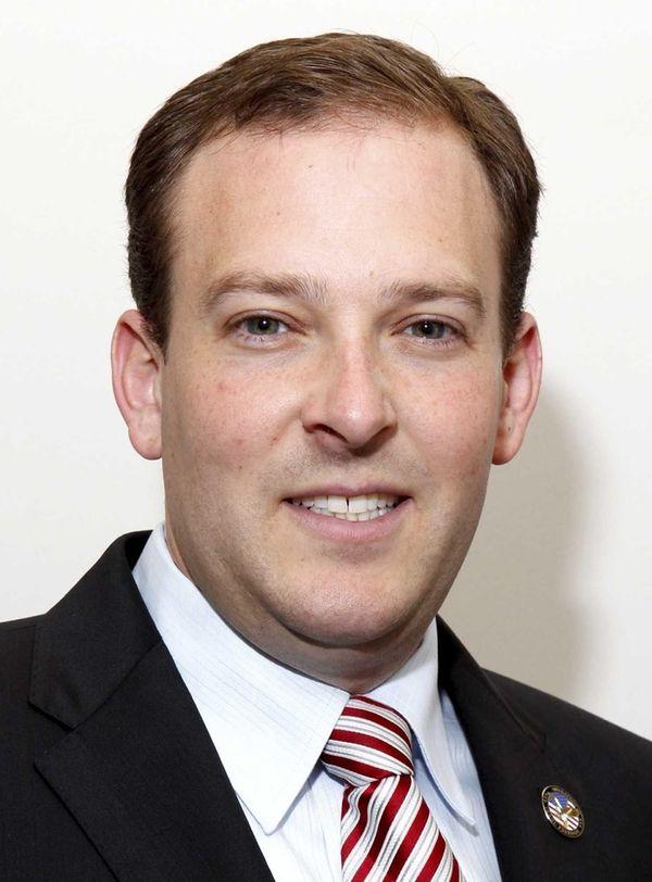 New York State Senator Lee Zeldin, a Republican,