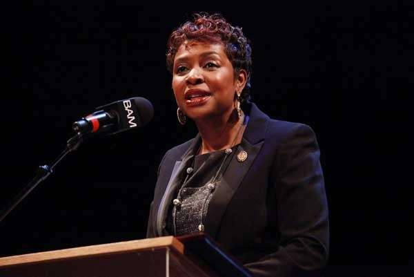 Rep. Yvette Clarke (D-Brooklyn) (Getty)