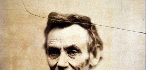 Julia Ward Howe's 1861 portrait of President Abraham