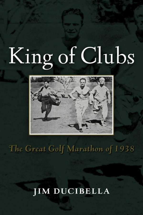 """King of Clubs: The Great Golf Marathon of"