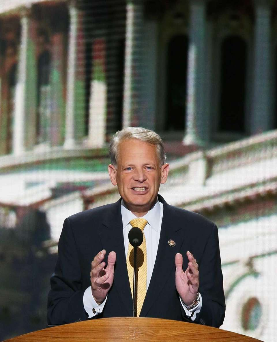 Rep. Steve Israel is the driving force behind