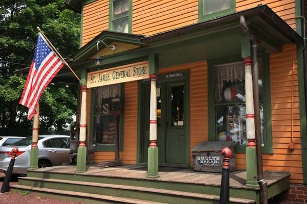 The St. James General Store is the oldest