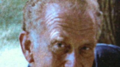 Donald Petrie, a World War II veteran and