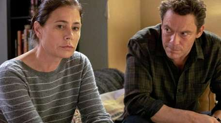 Maura Tierney as Helen and Dominic West