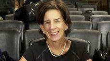 U.S. District Court Judge Joan Azrack.