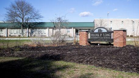 Staff at Frank P. Long Intermediate School in