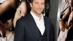 Bradley Cooper arrives at the premiere of