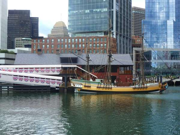 The Boston Tea Party Ships & Museum offers