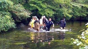 Police rescue Jerome Nadler from Caleb Smith State