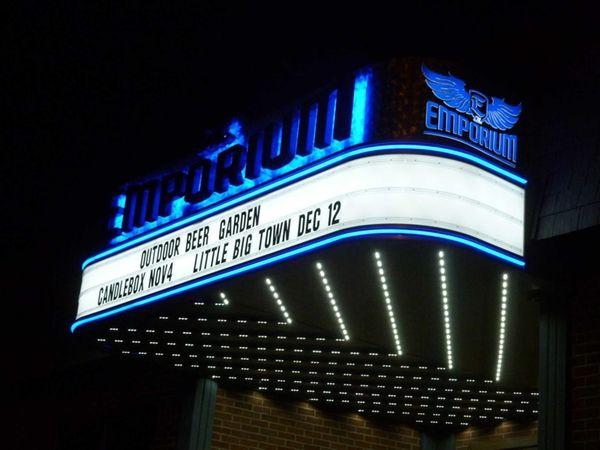 The Emporium, 305 N. Service Rd., Dix