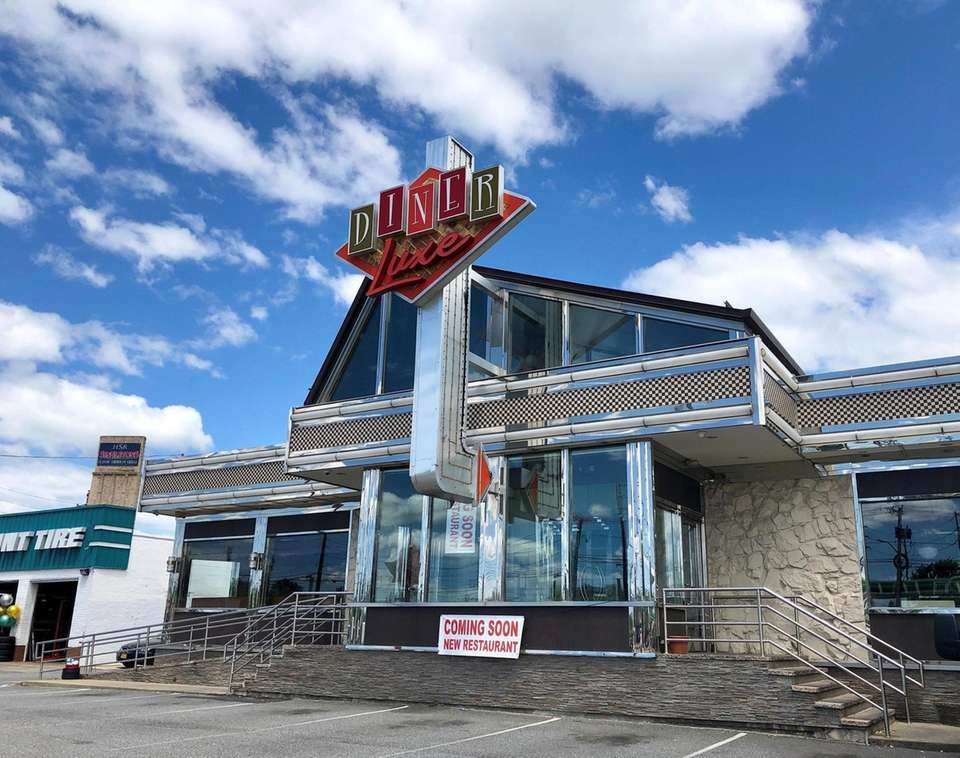 Diner Luxe on Hempstead Turnpike in Bethpage has