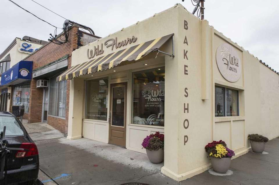 Wild Flours bake shop in Huntington specializes in