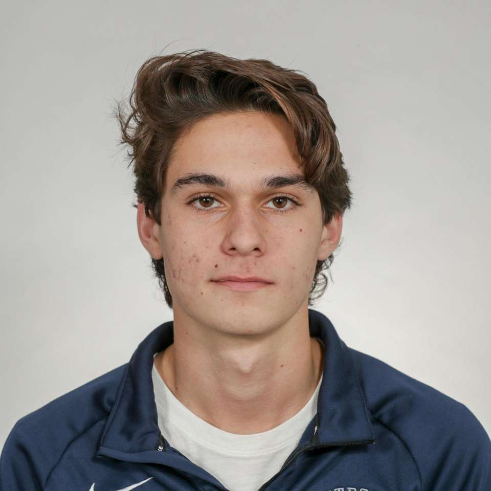 Michael Silveri of Eastport-South Manor poses for a