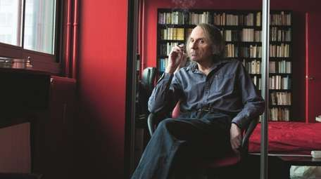 Michel Houellebecq is the author of