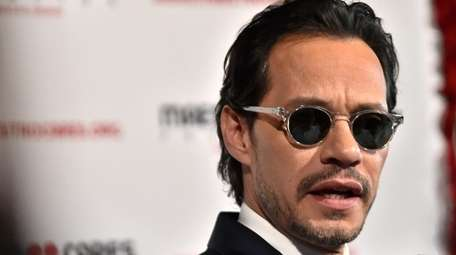 Marc Anthony, who formerly lived in Old Brookville,
