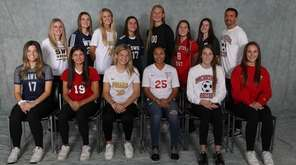 The 2019 Newsday Fall All-Long Island Girls Soccer