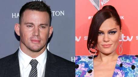Channing Tatum and Jessie J started dating in