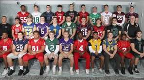 The 2019 Newsday All-Long Island football team at