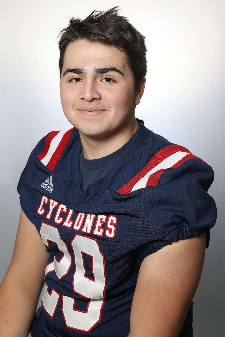 The 2019 Newsday Fall All-Long Island football player
